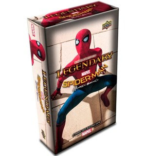 Legendary Spider-Man Homecoming Exp Utvidelse til Marvel Legendary
