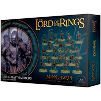 Lord of the Rings Uruk Hai Warriors Middle-Earth Strategy Battle Game