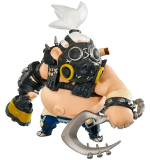 Overwatch Figur Roadhog 10 cm Cute But Deadly Vinyl Series
