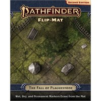 Pathfinder Flip Mat Fall of Plaguestone Second Edition