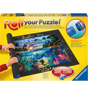 Puslespillmatte 300-1500 brikker Ravensburger Roll Your Puzzle