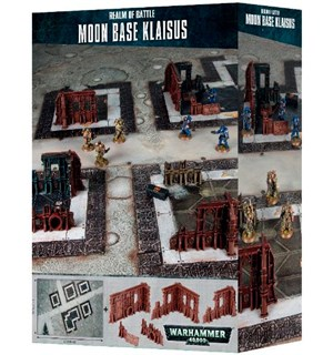 Realm of Battle Moon Base Klaisus Warhammer 40K