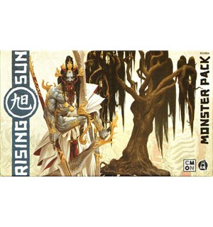 Rising Sun Monster Pack Expansion Utvidelse til Rising Sun