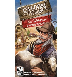 Saloon Tycoon Ranch Expansion Utvidelse til Saloon Tycoon