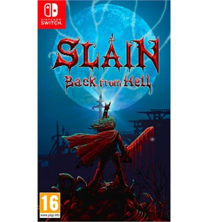 Slain Back From Hell Switch
