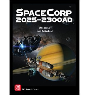 SpaceCorp Brettspill 2025-2300AD