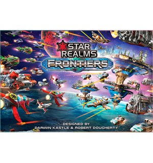 Star Realms Frontiers Kortspill