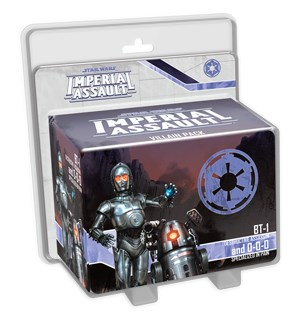 Star Wars IA BT-1 and 0-0-0 Exp Imperial Assault Villain Pack