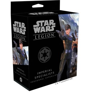 Star Wars Legion Imperial Specialist Exp Utvidelse til Star Wars Legion