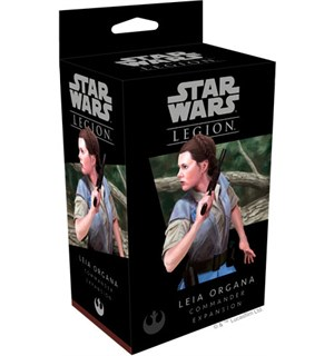 Star Wars Legion Leia Organa Expansion Utvidelse til Star Wars Legion