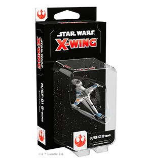 Star Wars X-Wing A/SF-01 B-Wing Exp Utvidelse til Star Wars X-Wing 2nd Ed
