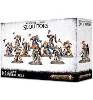 Stormcast Eternals Sequitors Warhammer Age of Sigmar