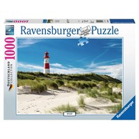 Sylt 1000 biter Puslespill Ravensburger Puzzle