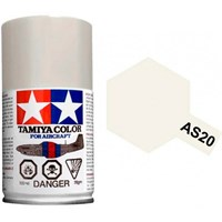 Tamiya Airspray AS-20 Insignia White Tamiya 86520 - 100ml