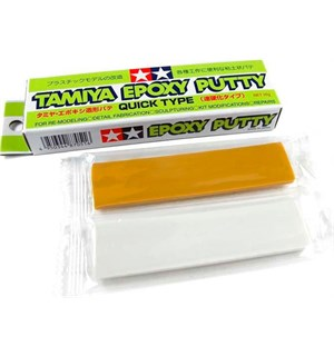 Tamiya Epoxy Putty  Quick Dry Type 25 g