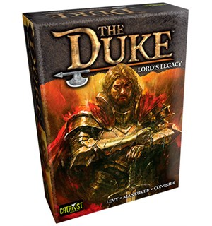 The Duke Lords Legacy Edition Brettspill