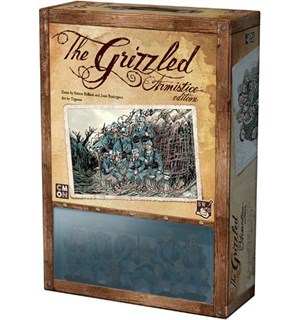 The Grizzled Armistice Edition Kortspill