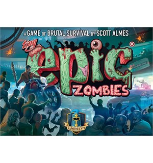 Tiny Epic Zombies Brettspill