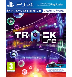 Track Lab PS4 Krever PlayStation VR