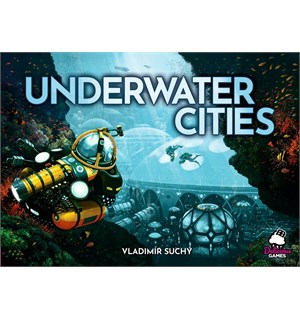 Underwater Cities Brettspill