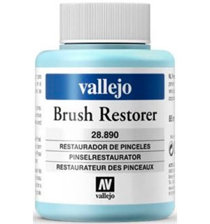 Vallejo Brush Restorer 85ml