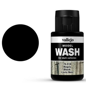 Vallejo Model Wash - Black 35ml