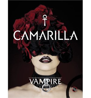 Vampire Masquerade Camarilla (Hardback) 5th Edition - Source Book