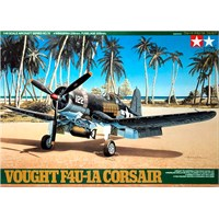 Vought F4U-1A Corsair Tamiya 1:48 Byggesett
