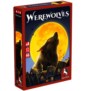Werewolves Kortspill 2018 Edition