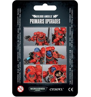 Blood Angels Primaris Upgrades Warhammer 40K