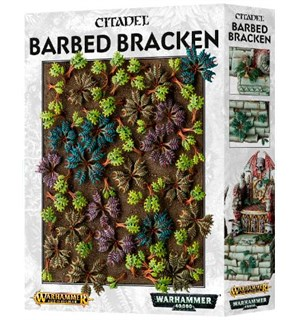 Citadel Barbed Bracken Warhammer 40K Age of Sigmar