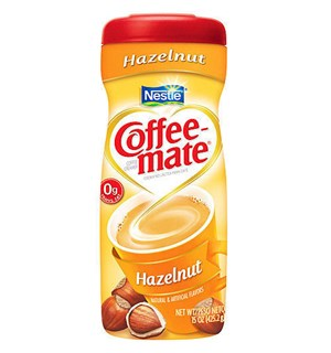 Coffee Mate Creamer Hazelnut Coffee Creamer 425 gram