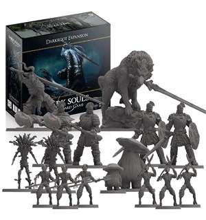 Dark Souls Board Game Darkroot Exp Utvidelse til Dark Souls The Board Game