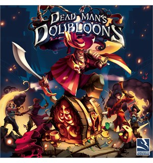 Dead Mans Doubloons Brettspill