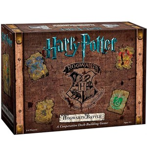 Harry Potter Hogwarts Battle Brettspill Deck-Building Game