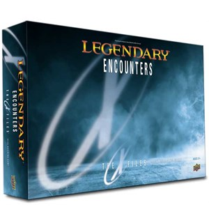 Legendary Encounters X-Files Brettspill
