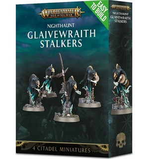 Nighthaunt Glaivewraith Stalkers ETB Age of Sigmar - Easy to build