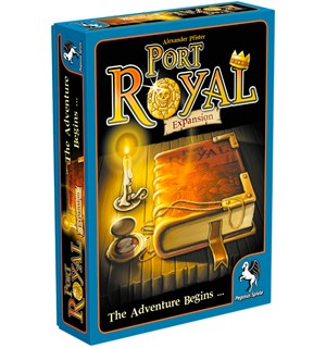 Port Royal The Adventure Begins Exp. Expansion