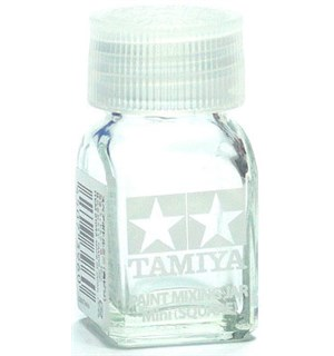 Tamiya Paint Mixing Jar (Square) - 10ml