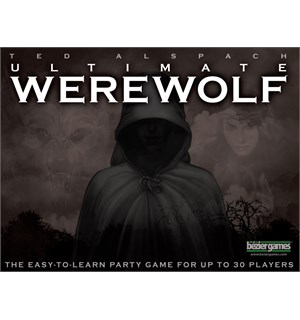 Ultimate Werewolf New Edition Kortspill
