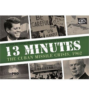 13 Minutes Kortspill The Cuban Missile Crisis 1962