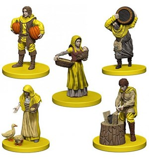 Agricola Yellow Expansion Utvidelse til Agricola