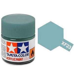 Akrylmaling MINI XF-23 Light Blue Tamiya 81723 - 10ml