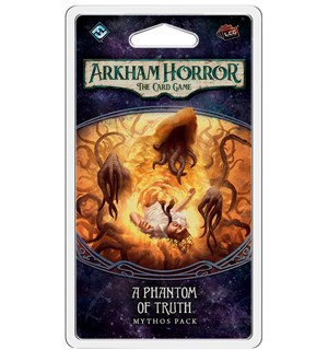 Arkham Horror TCG A Phantom of Truth Exp Utvidelse til Arkham Horror Card Game