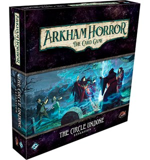 Arkham Horror TCG Circle Undone Exp Utvidelse til Arkham Horror Card Game