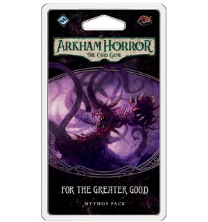Arkham Horror TCG For the Greater Good Utvidelse Arkham Horror The Card Game