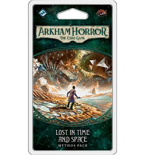 Arkham Horror TCG Lost in Time & Space Utvidelse til Arkham Horror Card Game