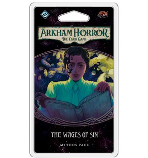 Arkham Horror TCG Wages of Sin Expansion Utvidelse til Arkham Horror Card Game