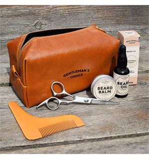 Beard Grooming Kit - Deluxe Edition Gentleman's Choice