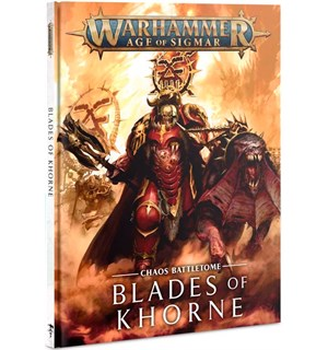 Blades of Khorne Battletome Warhammer Age of Sigmar